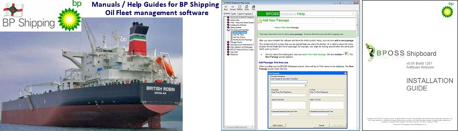 BP Shipping Software Help Guide